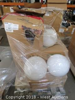 Pallet of Globes