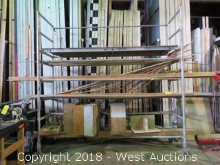 Werner Aluma-Plank 10' Scaffolding
