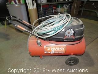 Husky 8 Gallon Electric Air Compressor