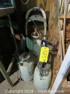 3 Pump Sprayers