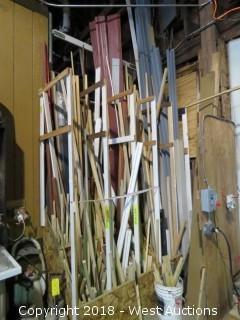 Scrap Wood Lot