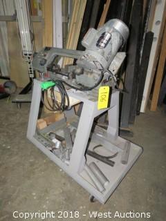 JET Horizontal/Vertical Bandsaw HVBS-463