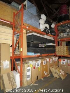 (1) Section of 12' Pallet Racking (Rack Only)