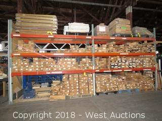 (2) Sections of 10' Pallet Racking (Rack Only)