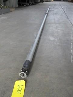 "2"" Drapery Telescopic Pole 11'-22'"
