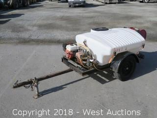 200 Gallon Water Spray Trailer