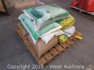 (8) Sacks of Turf Gro Fertilizer