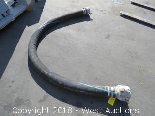 "Conitech Versiflo 150 4"" X 10' Flex Pipe with Couplers"