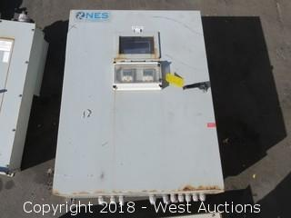 Hammond Manufacturing Windowed Panel Box with Sensaphone 800 Remote Monitoring System