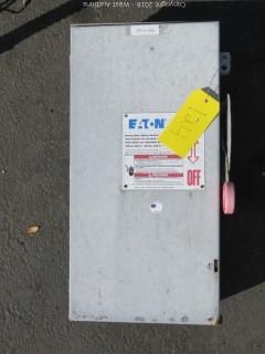 Eaton Heavy Duty Safety Switch