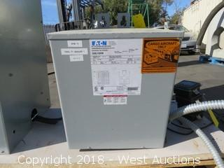Eaton S20L11S25N Dry Type Distribution Transformer