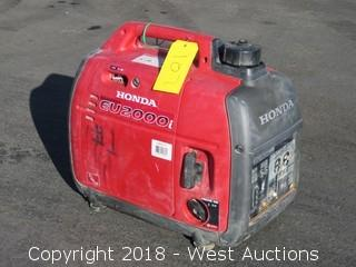 Honda EU2000i Portable Gas Generator