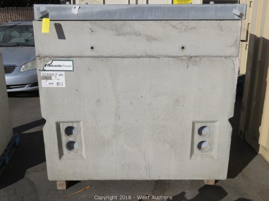 West Auctions - Auction: Online Auction of Sea Container