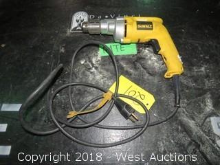 "Dewalt DW235G 1/2"" VSR Drill"