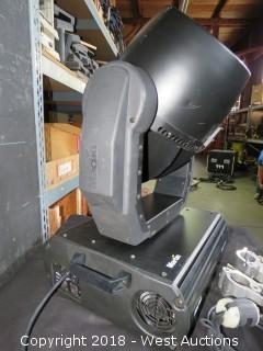Martin MAC 600 WASH Light (for parts)