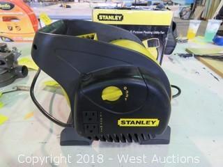 Stanley Pivoting Utility Fan
