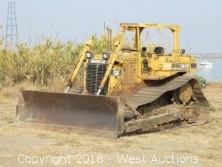 Caterpillar D6H LGP Series II Dozer