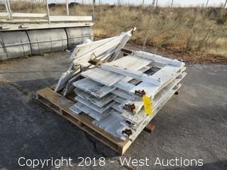 (8) Truck Bed Stake Side Rails