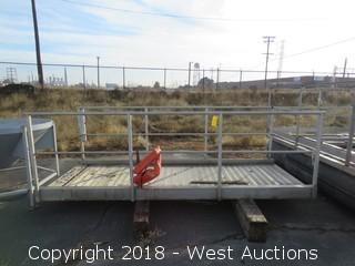 """Boat Dock Ramp 144""""x55"""""""