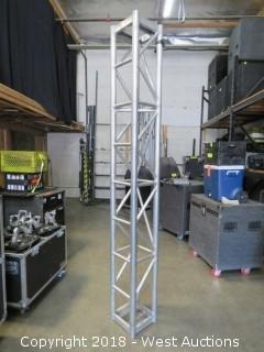 8' Aluminum Stage Truss