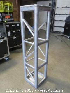 4' Aluminum Stage Truss