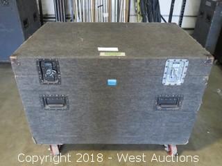 "45 X 30 X 35"" Tall Portable Road Case"