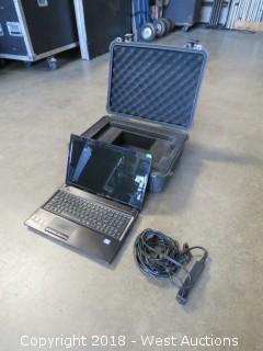 Lenovo G580 Laptop With Pelican Case