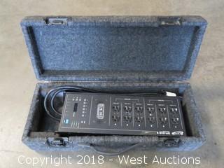Elation DP-640 B 6 Channel Hybrid DMX Pack With Case
