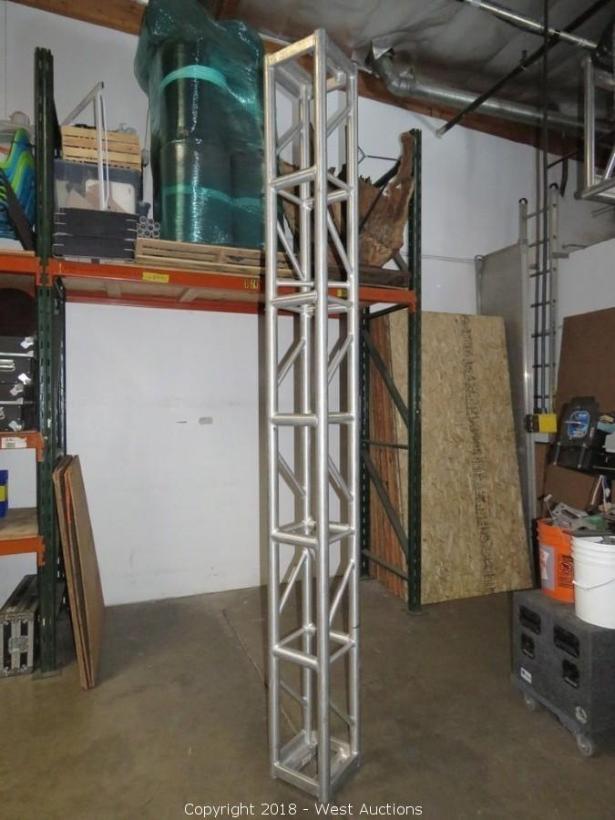 Online Auction of Sound, Stage, and Lighting Equipment for Sale in Orange County, CA