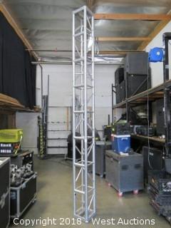 12' Aluminum Stage Truss