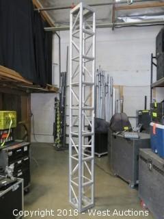 10' Aluminum Stage Truss