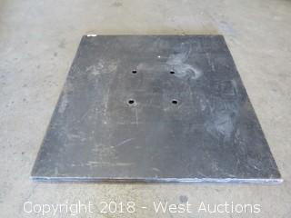 """30"""" x 30"""" Truss Plate Base"""
