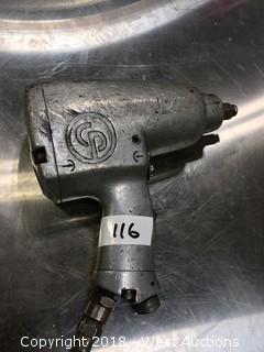 """Chicago Pneumatic 1/2"""" Air Impact Gun"""
