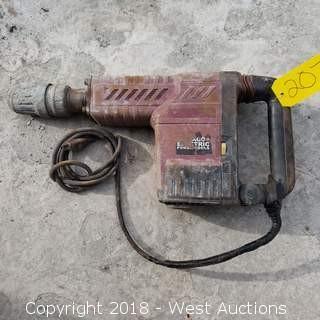 Chicago Electric Jackhammer