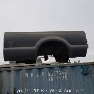 8' Ford Super-Duty Truck Bed