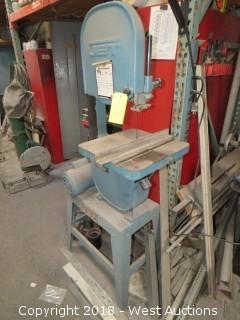 JET Vertical Woodworking Bandsaw