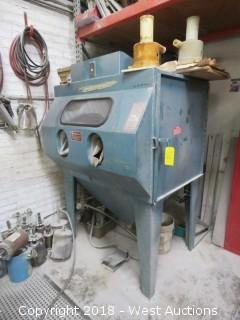 Universal Abrasive Blast Machine