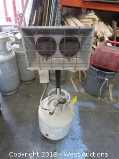 Mr. Heater Propane Heater With Tank