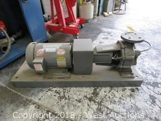 ITT AC5225 5 HP A-C Pump