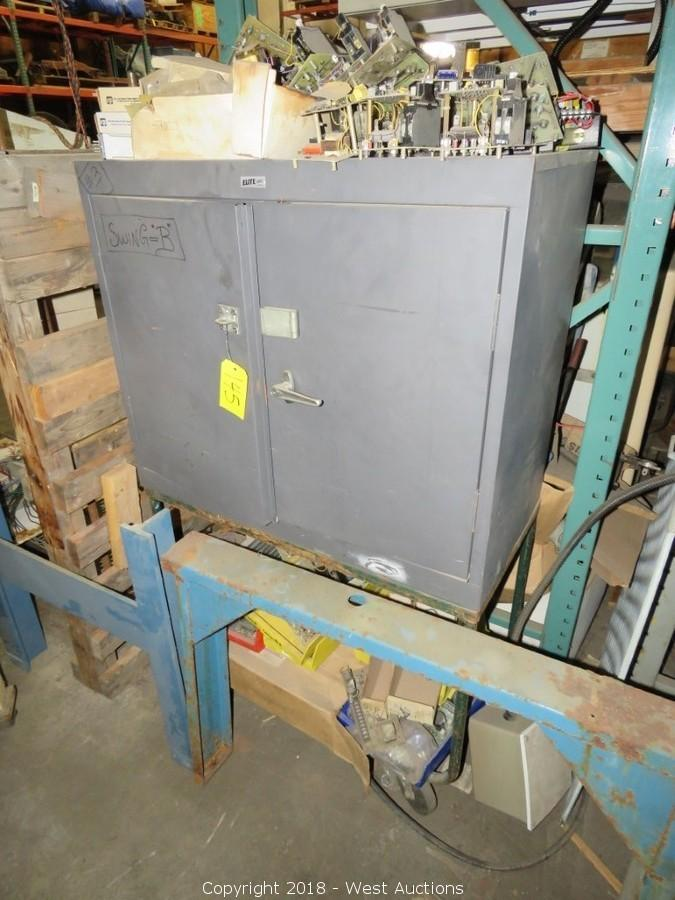 Online Auction of Machine Shop Equipment for Sale in San Jose, CA