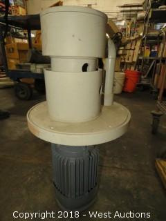 VEM K20R-90-L-2 Vertical Pump