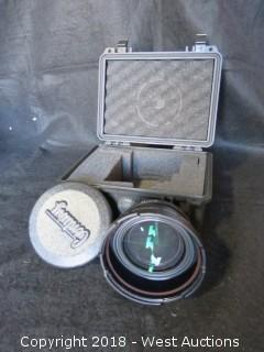 Century Precision Optics .8X Wide Angle Converter MKII C43394 with Pelican Case