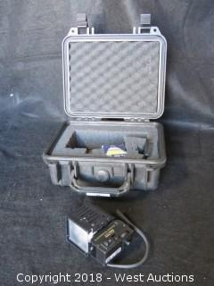 Anton Bauer Ultra Light 2 with Pelican Case