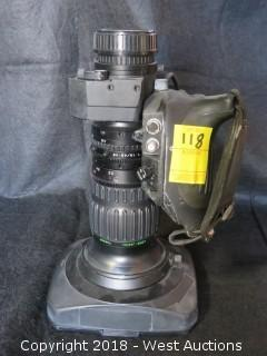 Fujinon A10x4.8BEVM-28 Super Wide TV Zoom Lens