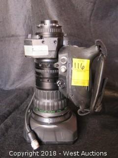 Fujinon A15xBEVM-28B Aspheric & I F EFP/ENG Zoom Lense