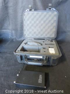 Camera Accessories and Pelican Case