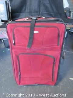 "32""x22"" Samsonite Luggage Bag"