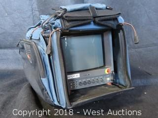 Sony HR Trinitron Monitor PVM-8045Q Inside Petrol Bag
