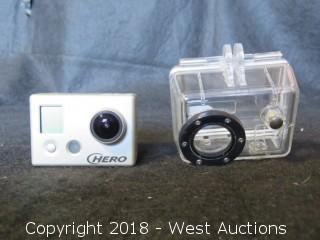 GoPro Hero 2 with Casing