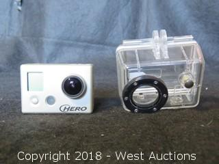GoPro Hero with Casing